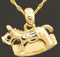 金色的木马